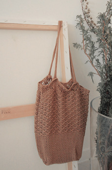 Petit knit (bag)