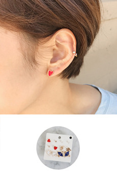 Zem No.156 (earring set)