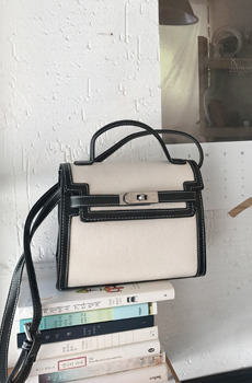 "MA-Grace (bag)""MY ADORABLE BAG"" 캔버스토드백"