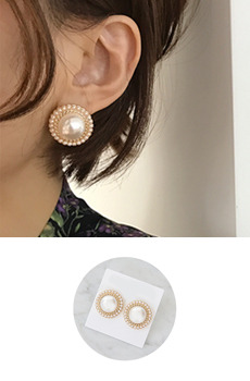 Grace No.2 (earring)