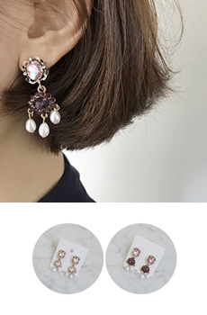 Grace No.8 (earring)