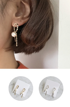 Grace No.9 (earring)