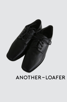 Another-로퍼[size:230~250 / 1color]